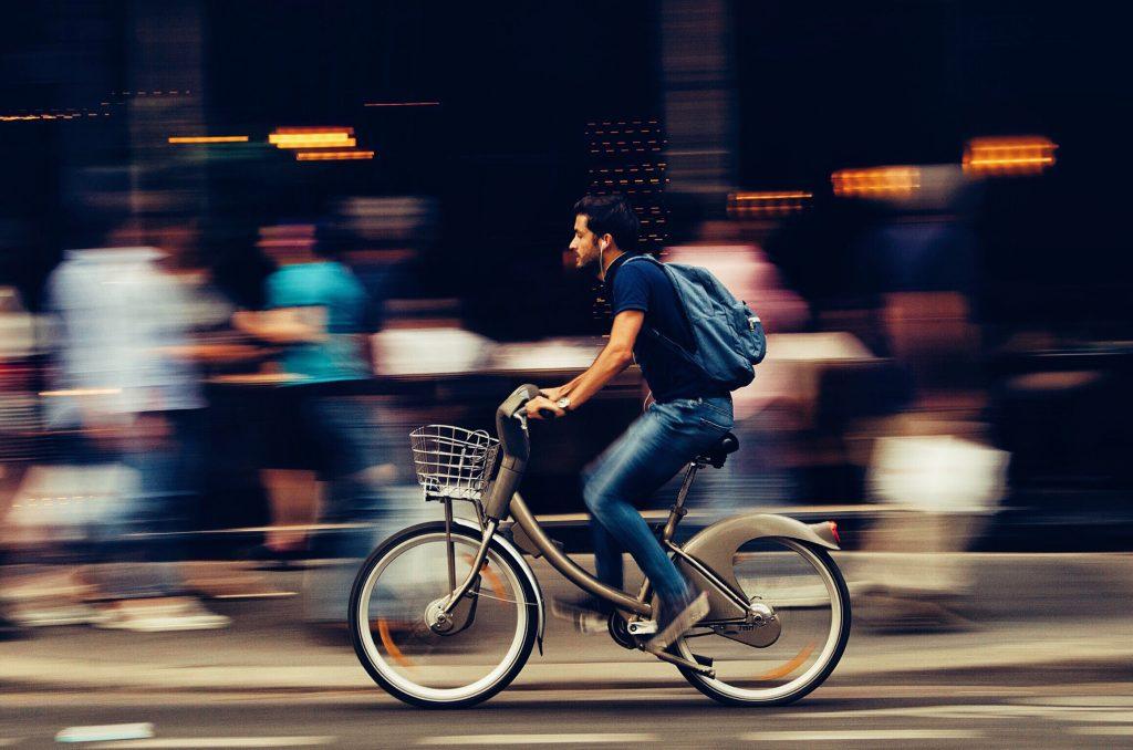 odškodnina za telesne poškodbe kolesarja